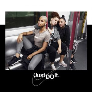 Nike Just Do It Campaign