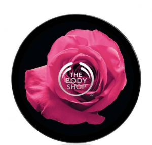 Body Shop British Rose