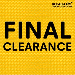 Final Clearance Regatta at Affinity Outlet Staffordshire