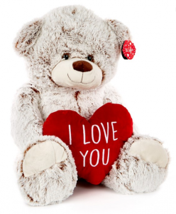 Giant Teddy Bear Valentines Day Card Factory