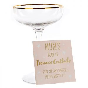 Prosecco Gift Set Card Factory
