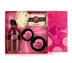 Rose Gift Set The Body Shop