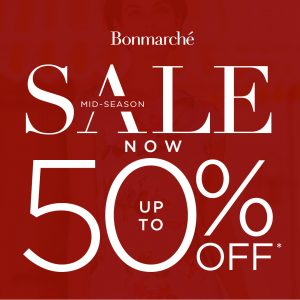 Up to 50% at Affinity Staffordshire Bonmarche Sale