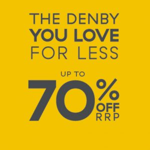 up to 70% off Affinity Staffordshire Denby Clearance