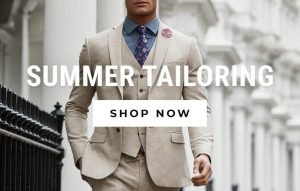 summer tailoring suit direct