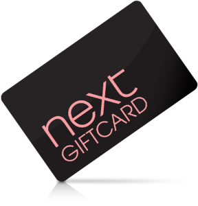 next gift card