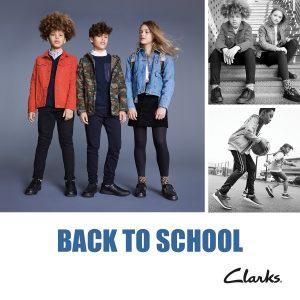 Clarks Outlet Affinity Lancashire