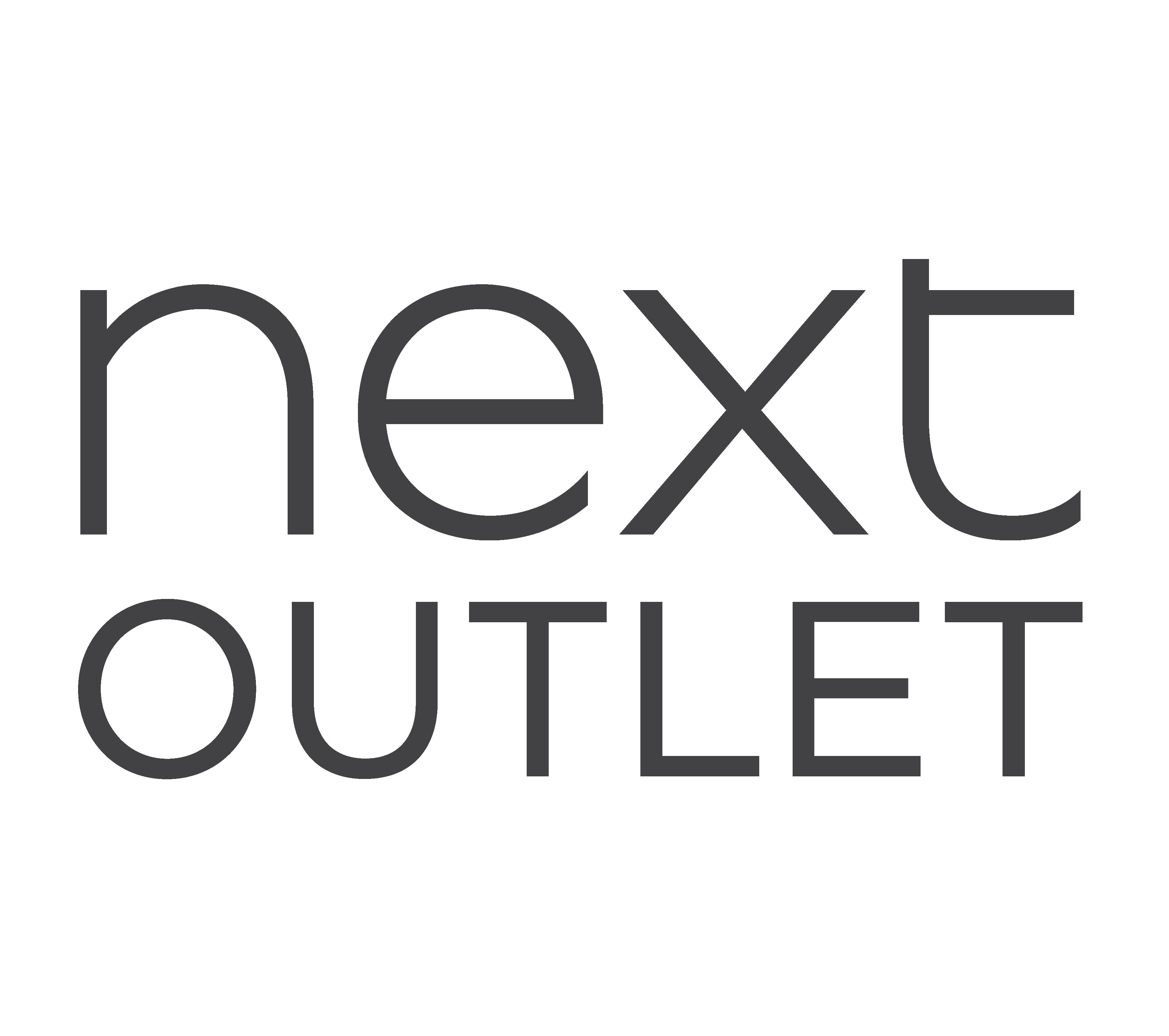 Next Outlet logo