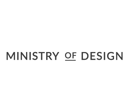 Ministry of Design logo