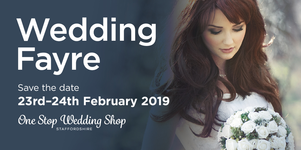 Affinity Outlet Staffordshire Wedding Fayre