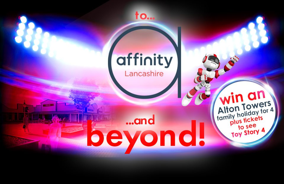 Affinity and Beyond Affinity Lancashire and Radio Wave, Fleetwood